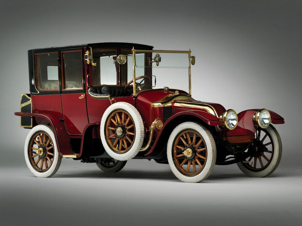 Renault Type CB 1912 года