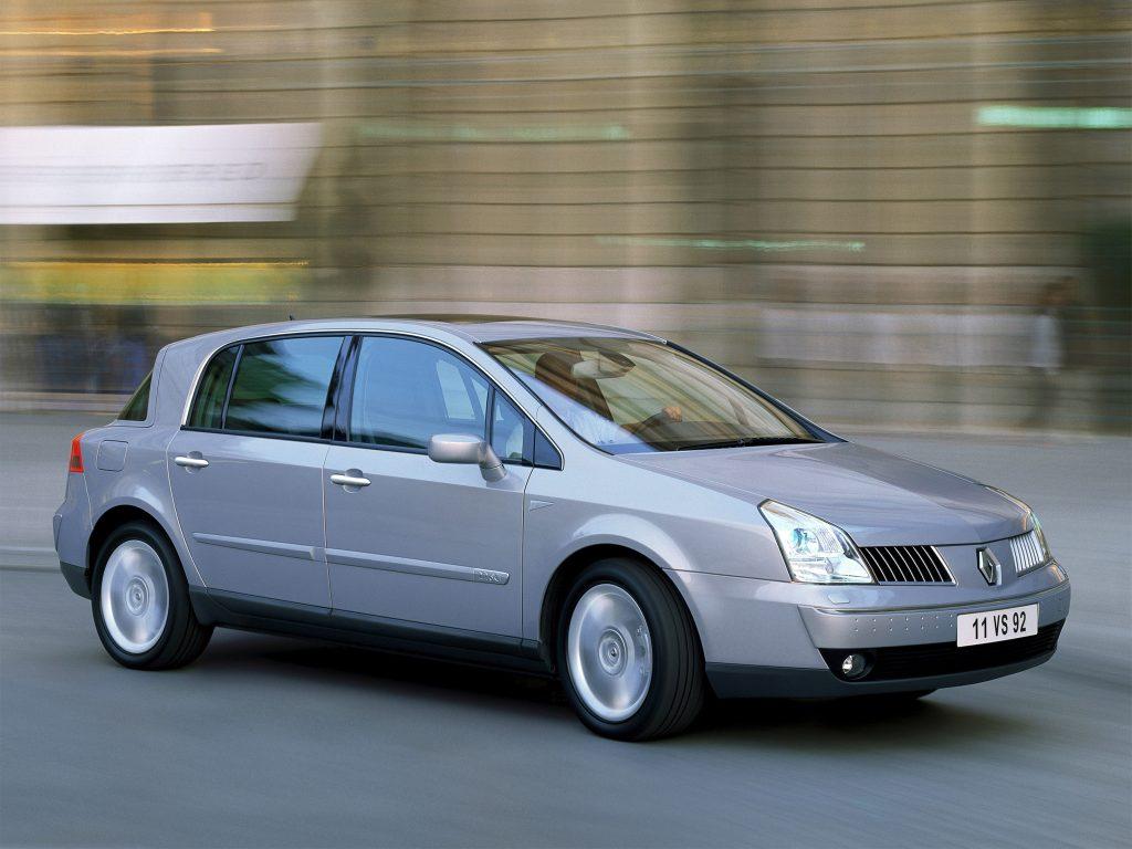 Renault Vel Satis, 2001 год