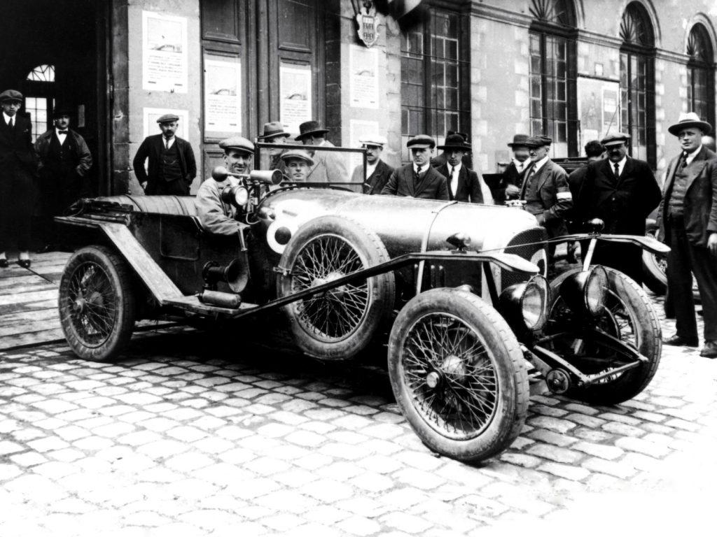 Победители 24-часовой гонки в Ле-Мане 1924 года