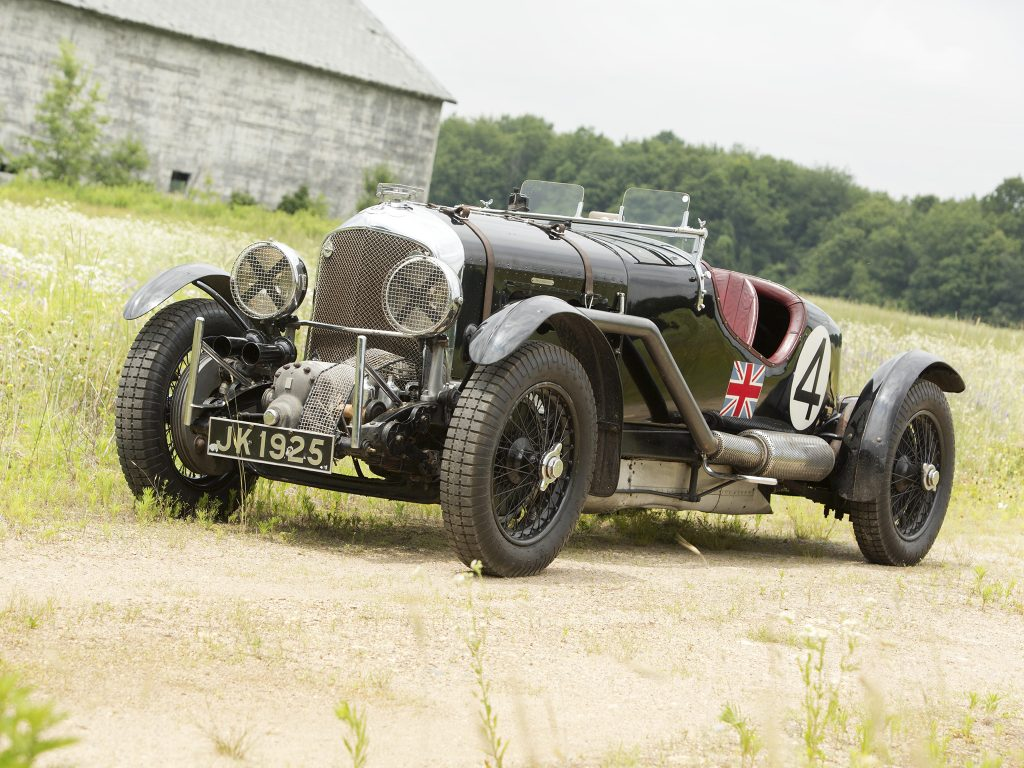 Bentley 4 ½ Blower 1927 года