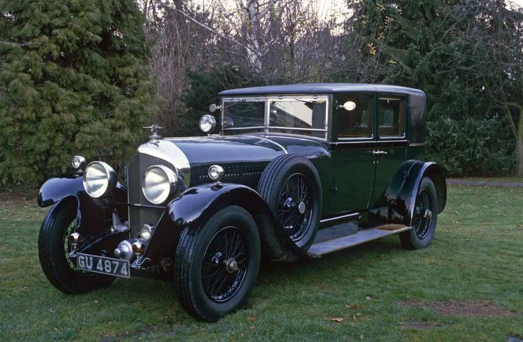 Bentley 6 ½ Litre 1928 года