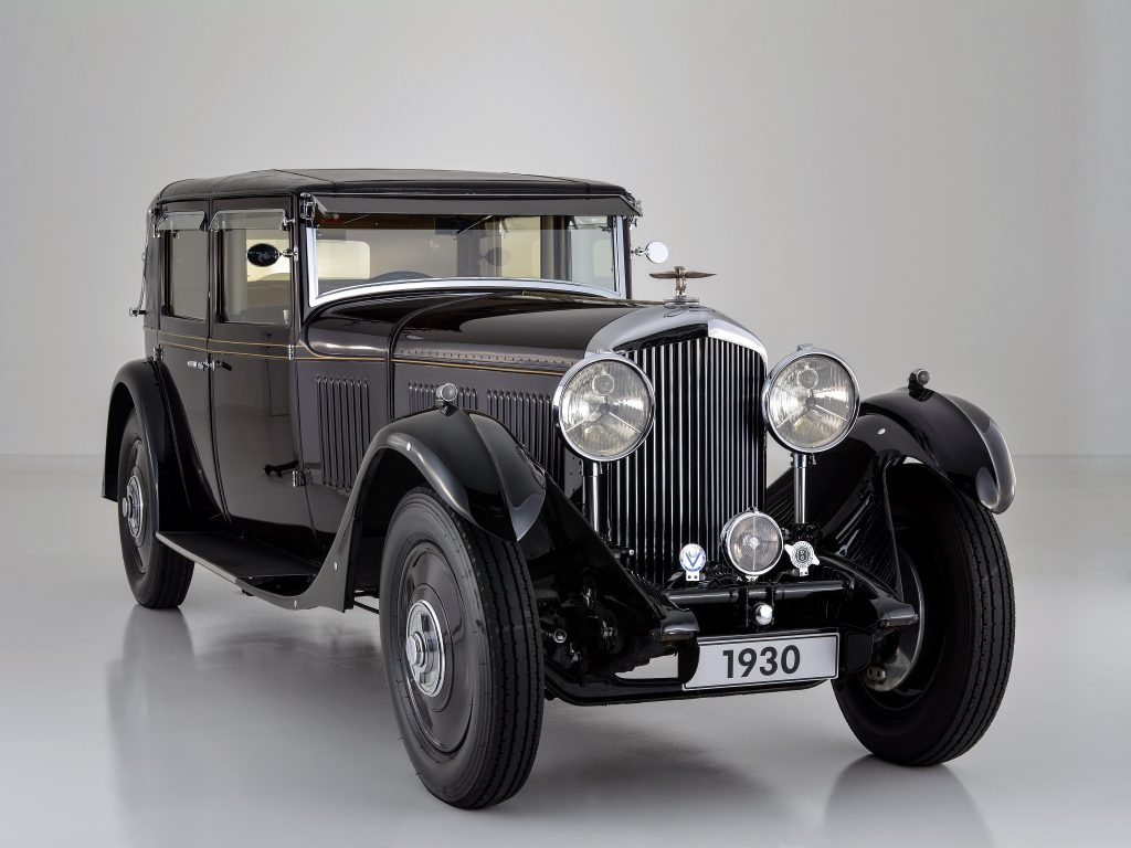 Bentley 8 Litre 1930 года