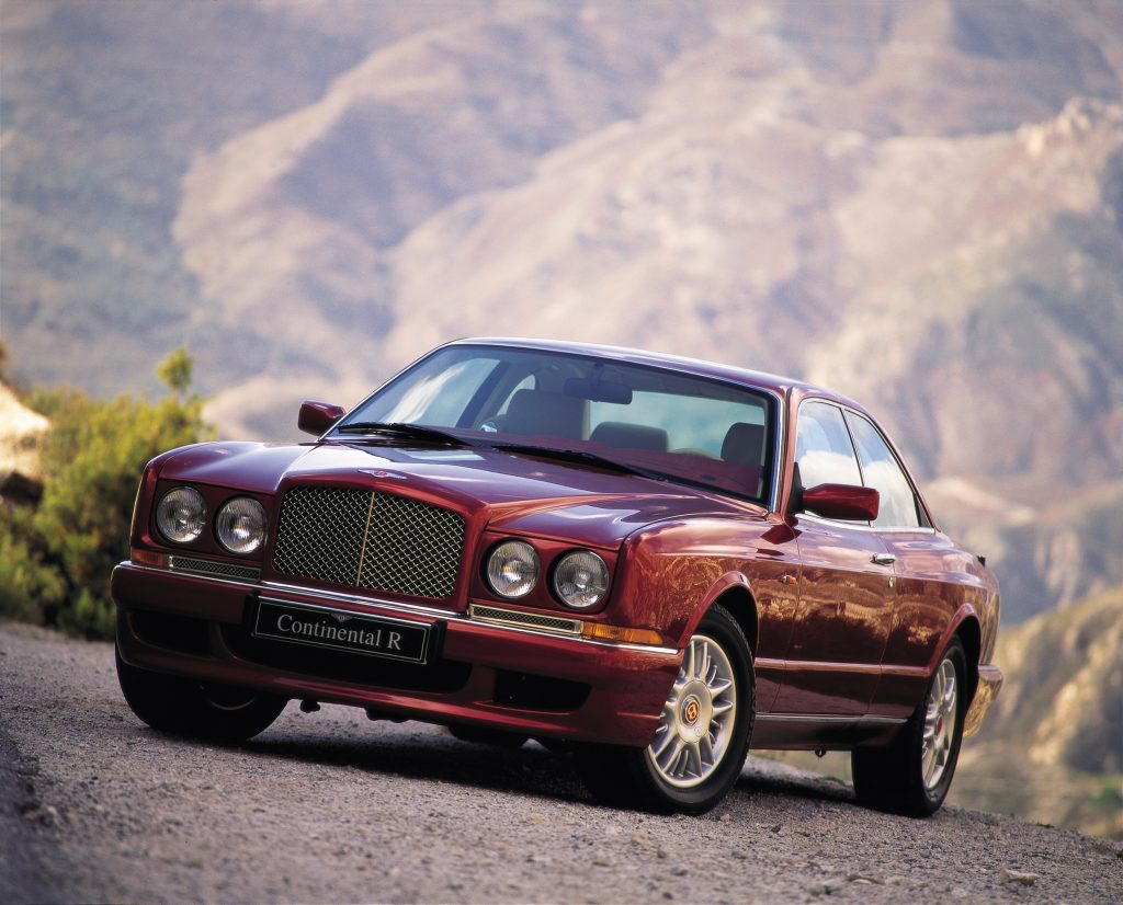 Bentley Continental R 1991 года