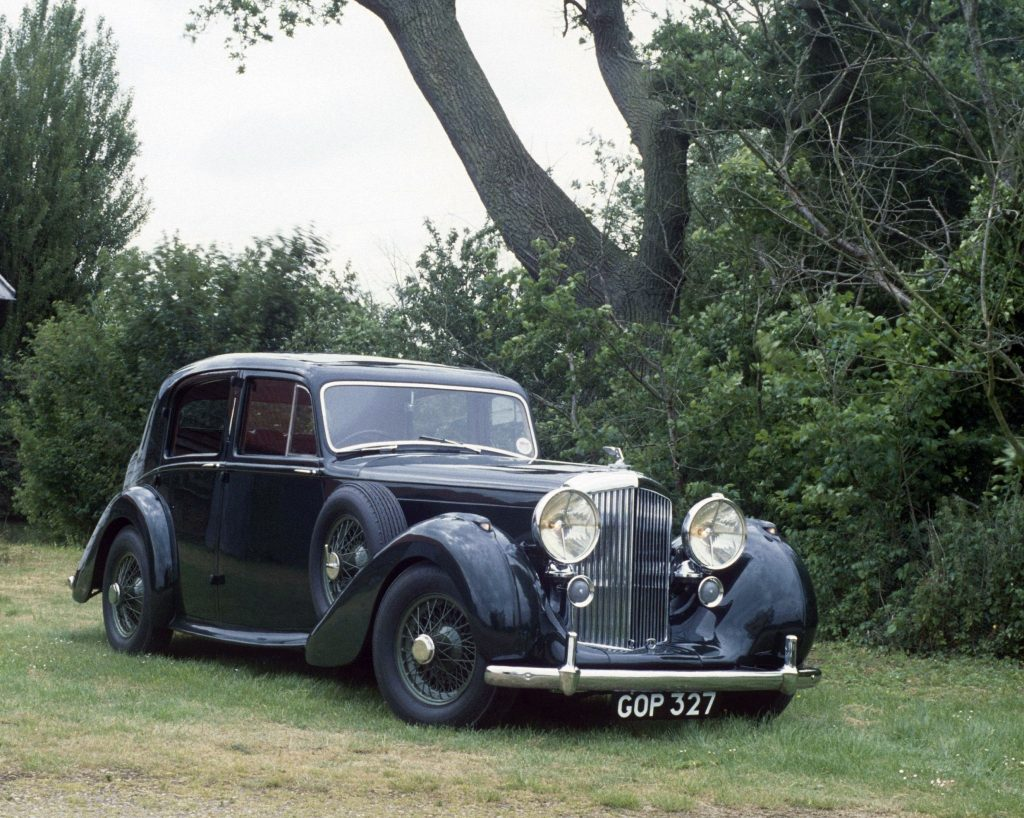 Bentley MkV 1939 года