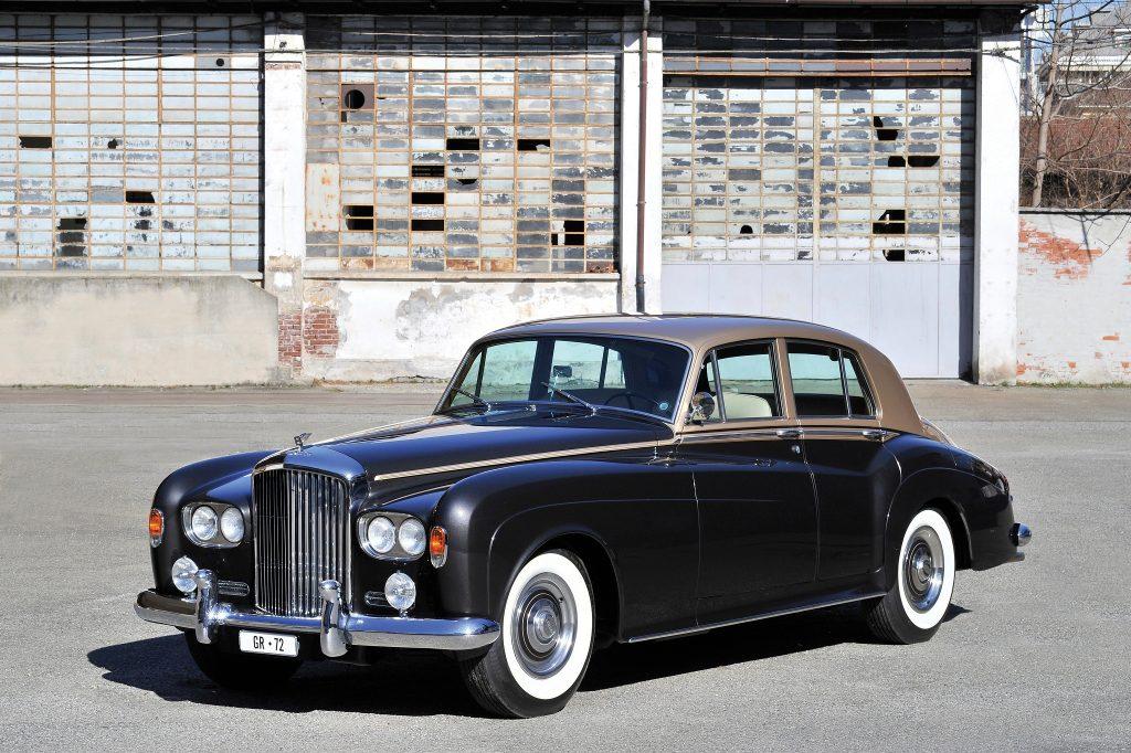 Bentley S3 1962 года