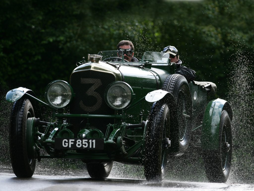 Bentley Speed Six 1929 года