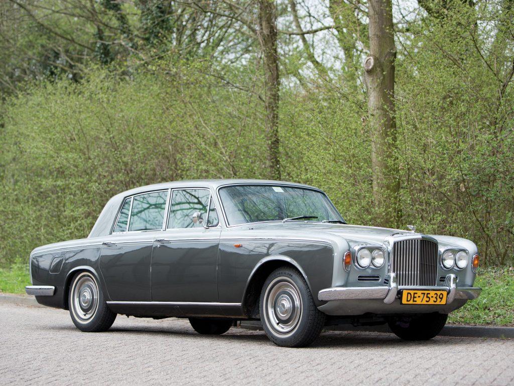 Bentley T1, 1965 год