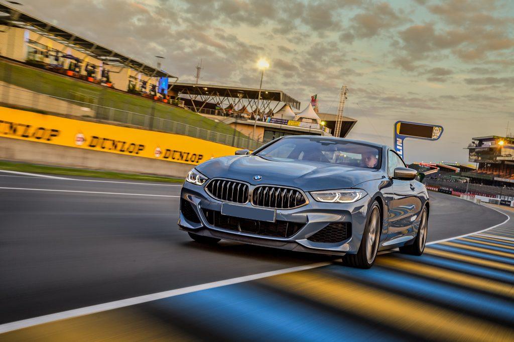 BMW 8 Series 2019, вид спереди