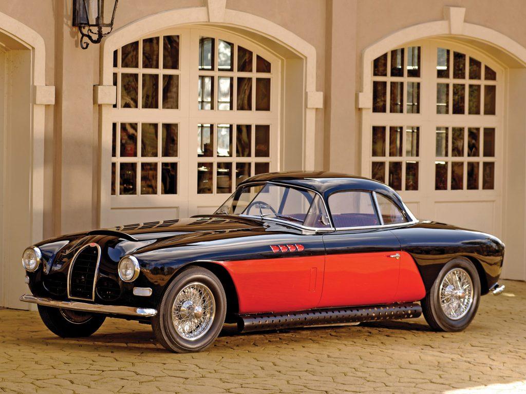 Bugatti Type 101 1951 года