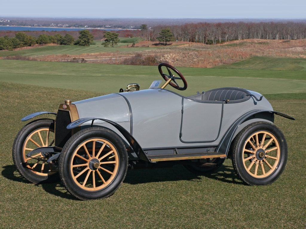 Bugatti Type 13 1910 года