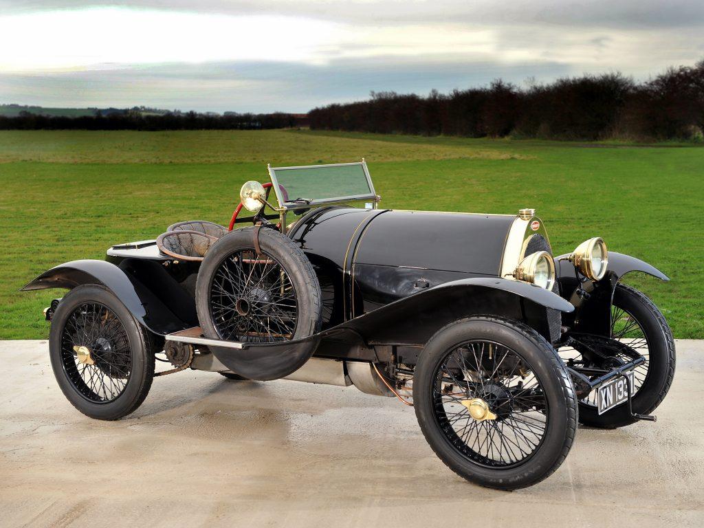 Bugatti Type 18 1912 года