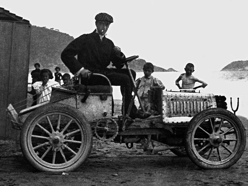 Bugatti Type 2 1900 года