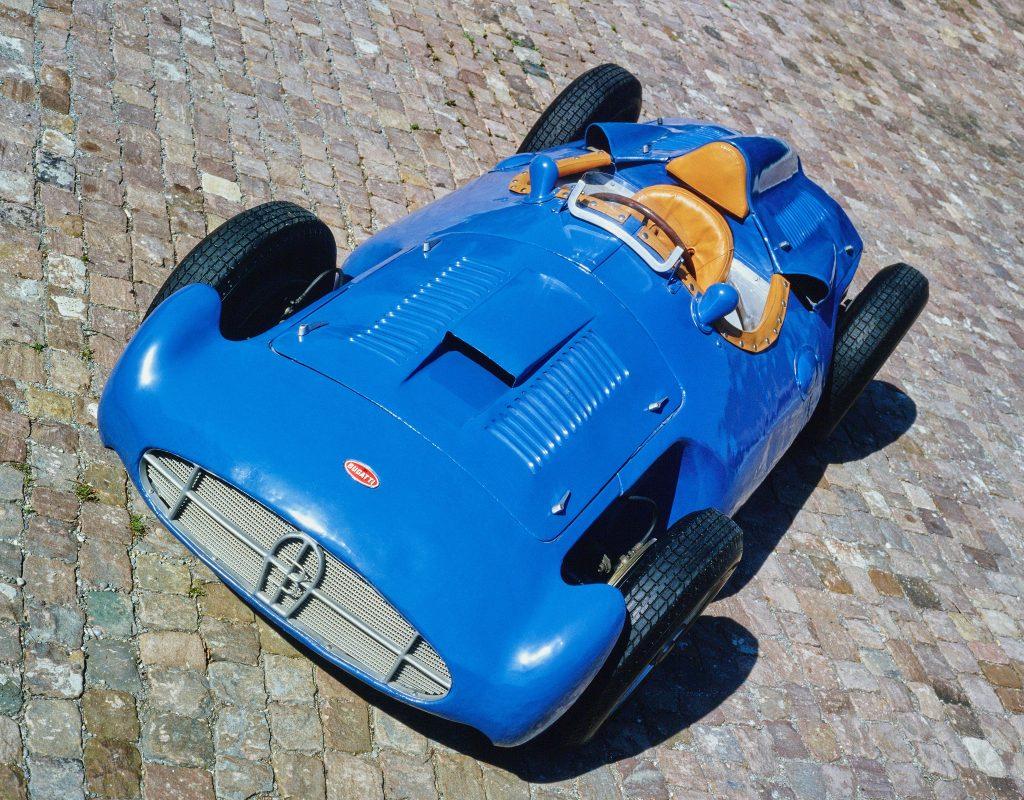 Bugatti Type 251 1956 года