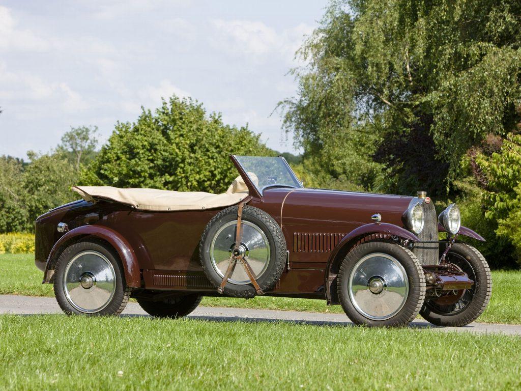 Bugatti Type 30 1922 года