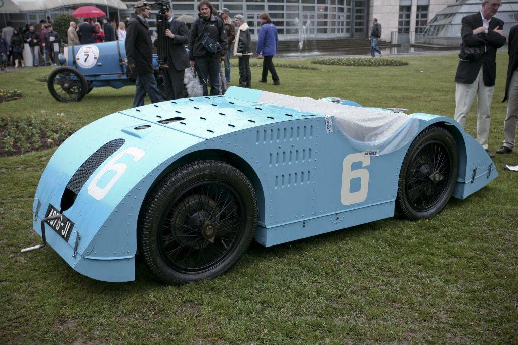 Bugatti Type 32 Tank 1923 года