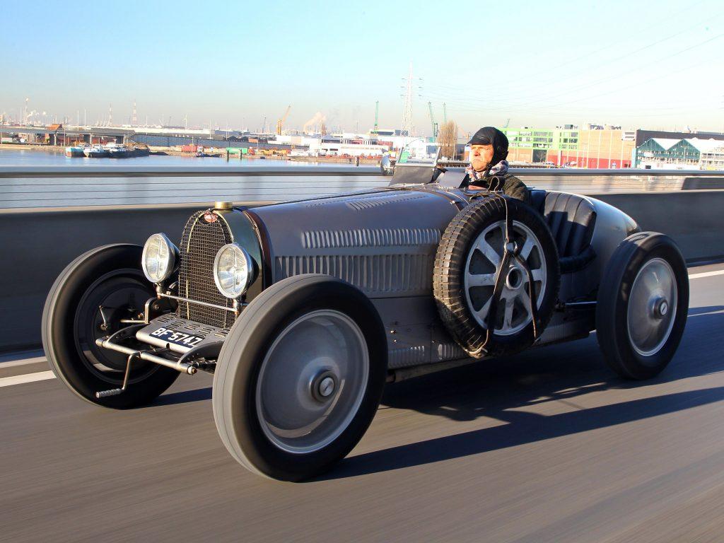 Bugatti Type 35B 1927 года