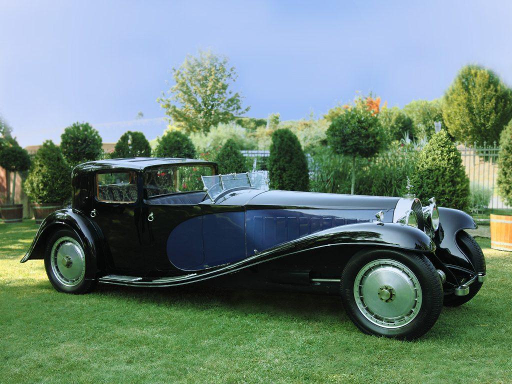 Bugatti Type 41 Royale Coupe Napoleon 1930 года