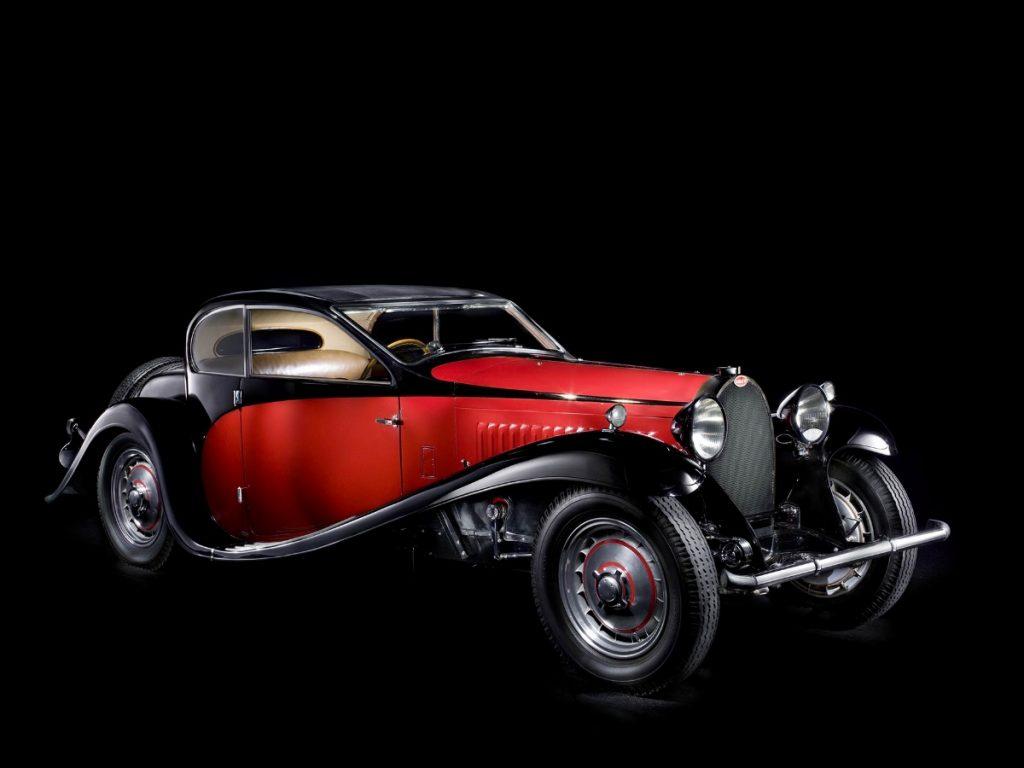 Bugatti Type 50 Coupé Profilee 1931 года