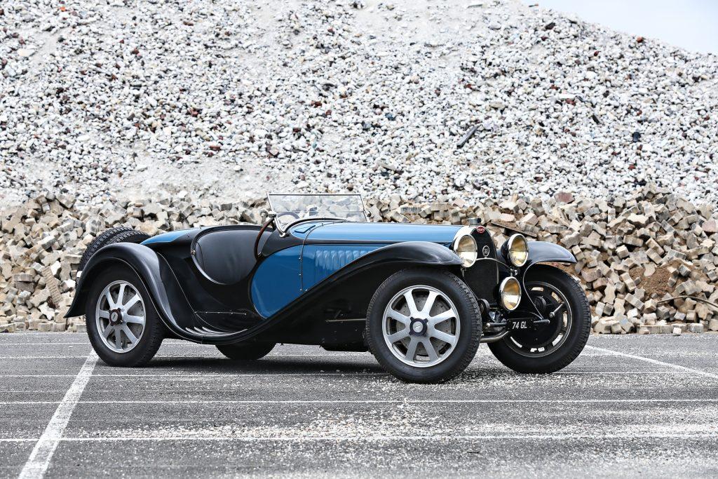 Bugatti Type 55 Super Sport 1932 года