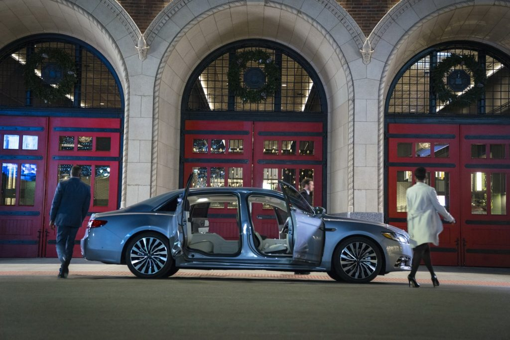 Lincoln Continental 80th Anniversary