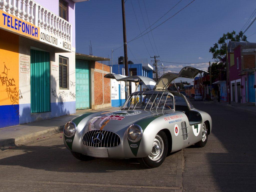 Mercedes-Benz 300SLR - победитель Ле-Мана 1952 года