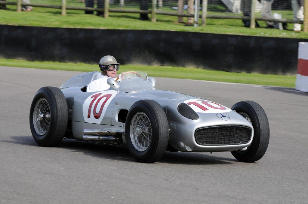 Mercedes-Benz W196 – чемпионский болид Хуана-Мануэля Фанхио