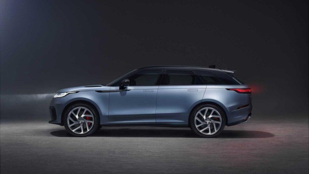 Range Rover Velar SVAutobiography Dynamic Edition, вид сбоку