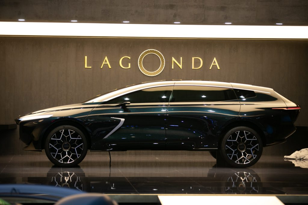 Aston Martin Lagona All-Terrain
