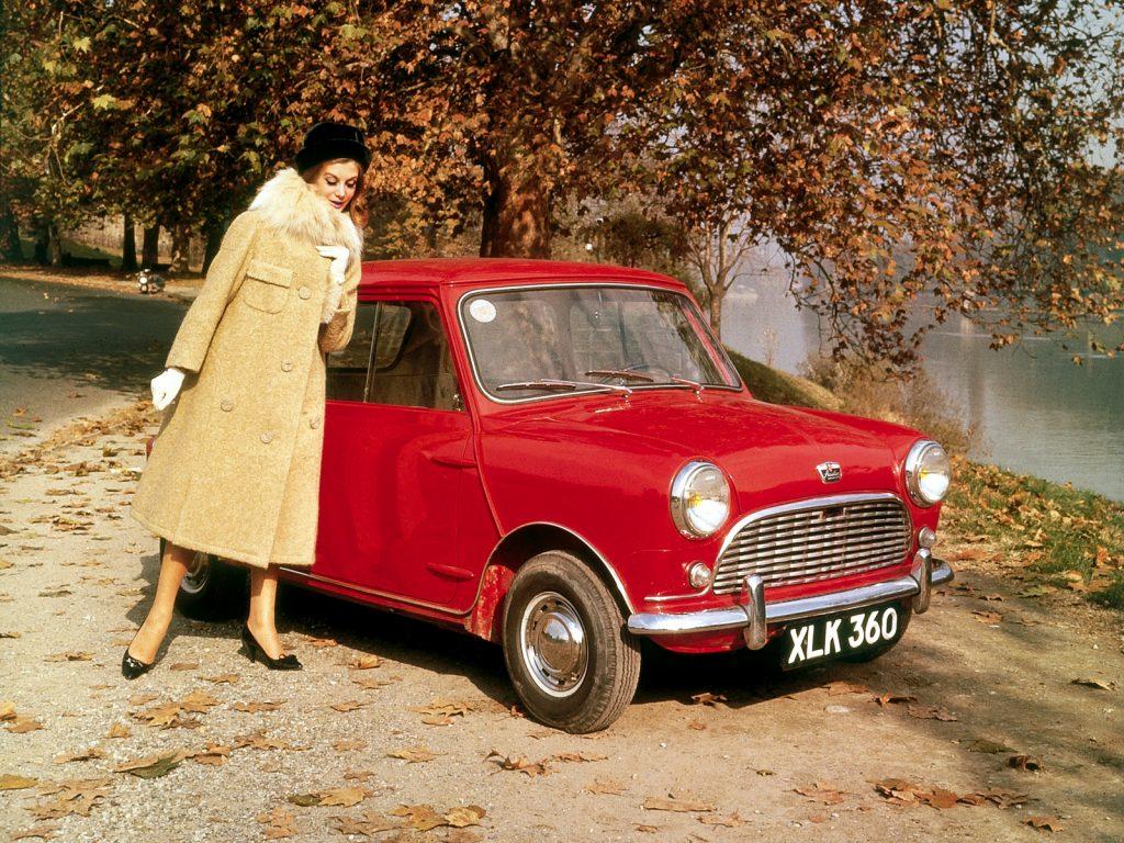 Austin Mini 1959 года