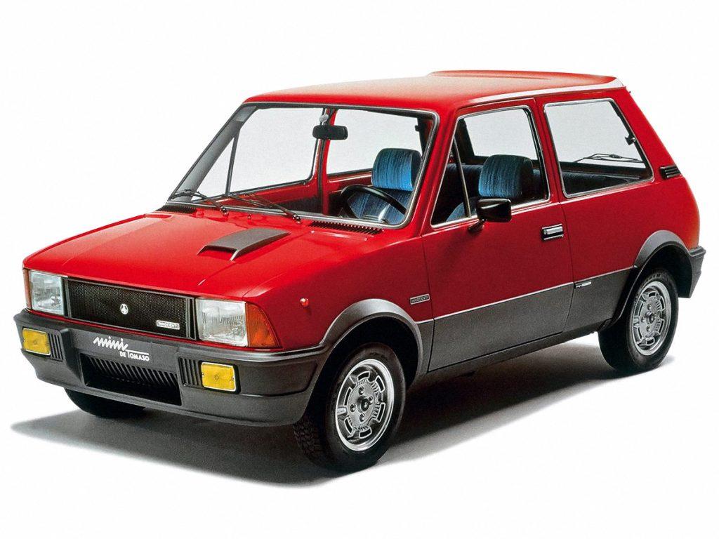 Innocenti Mini 1977 года