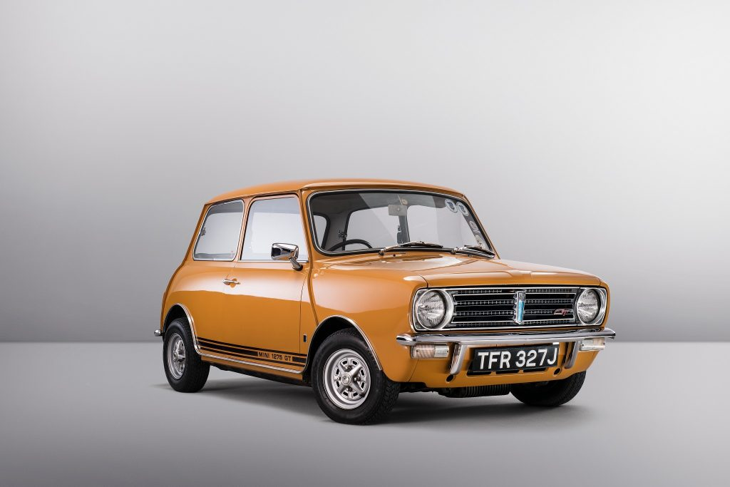 Mini 1275GT 1969 года