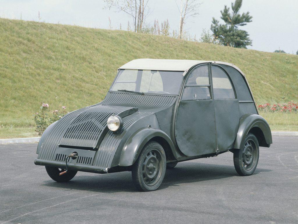 Прототип Citroen 2CV 1939 года