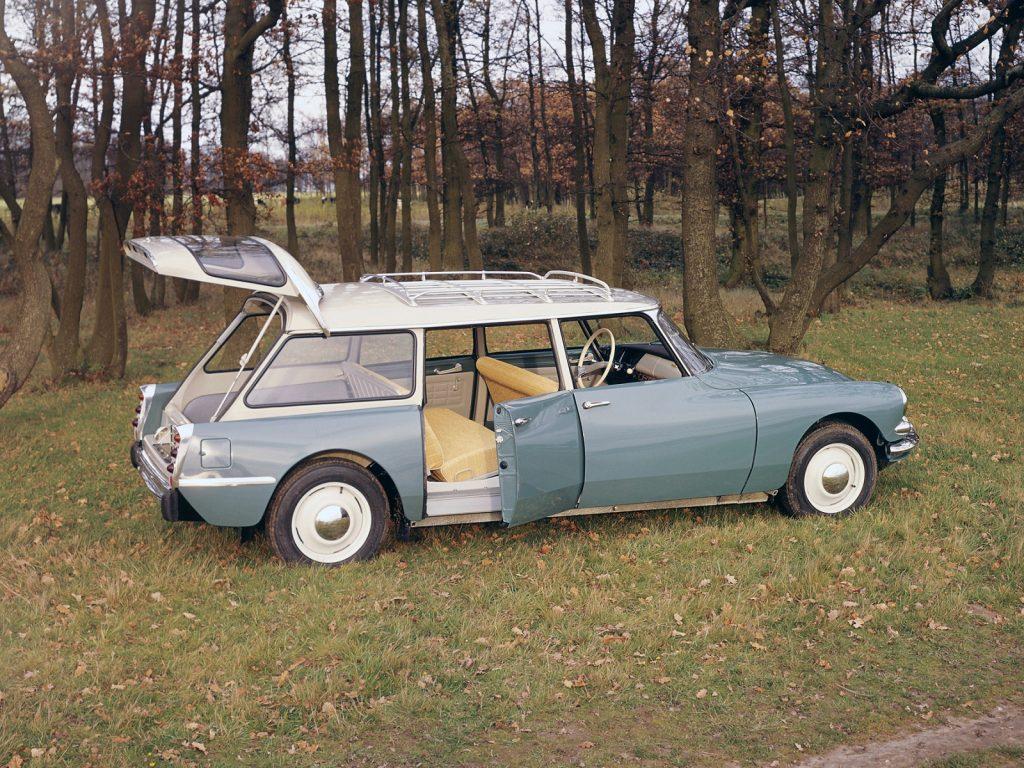 Универсал Citroën ID 1960 года