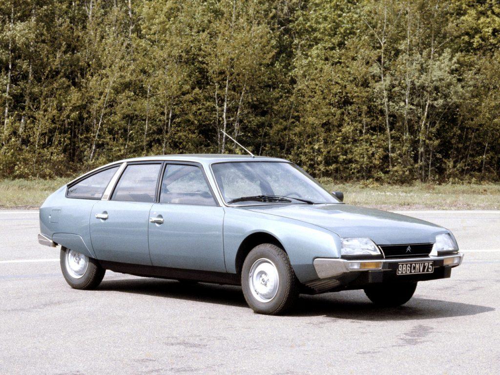 Citroen CX 1974 года