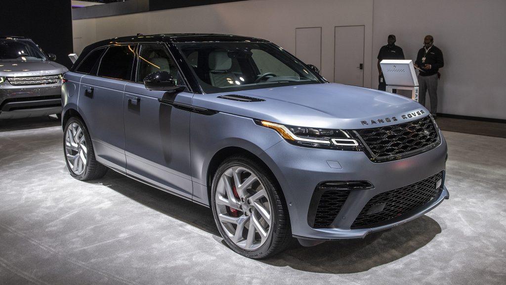 Range Rover Velar SVAutobiography