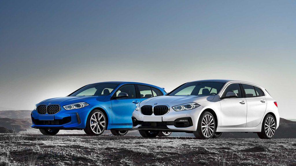 BMW 1 Series 2019