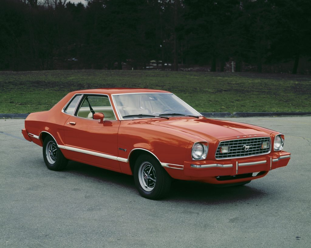Ford Mustang второго поколения, 1974 год