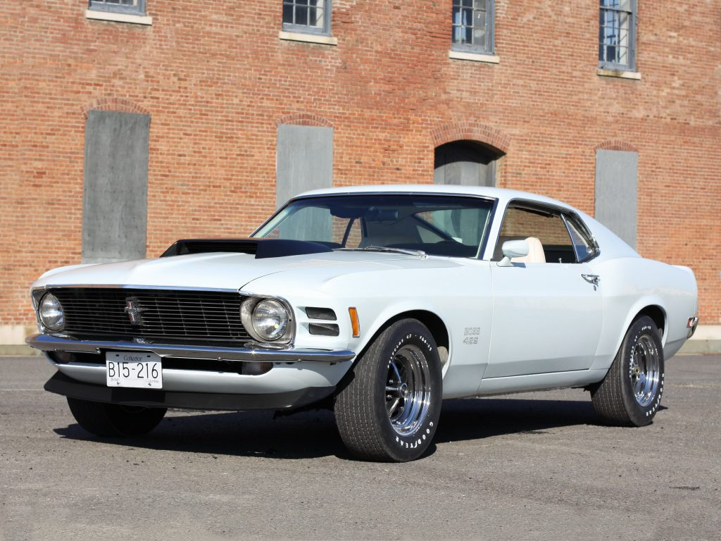 Ford Mustang Boss 429 1970 года