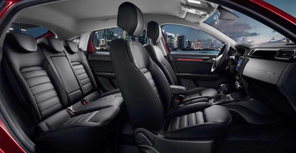 Renault Arkana 2019, салон