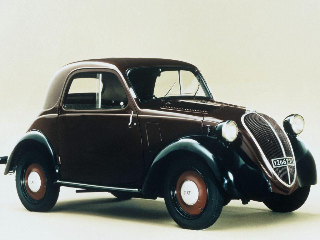 Массовый Fiat 500 Topolino 1936 года