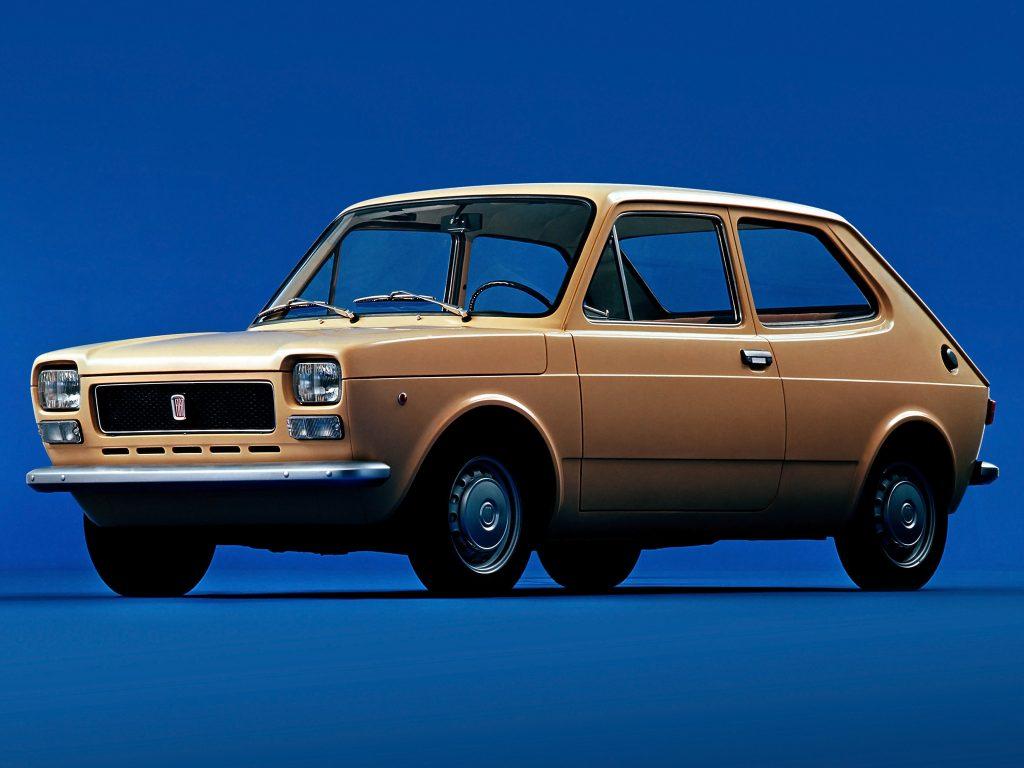 Fiat 127 1971 года