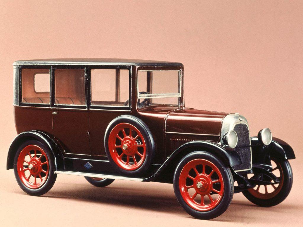 Fiat 501 1919 года