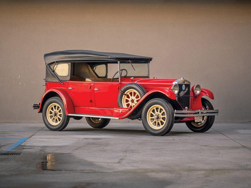 Fiat 520 1927 года