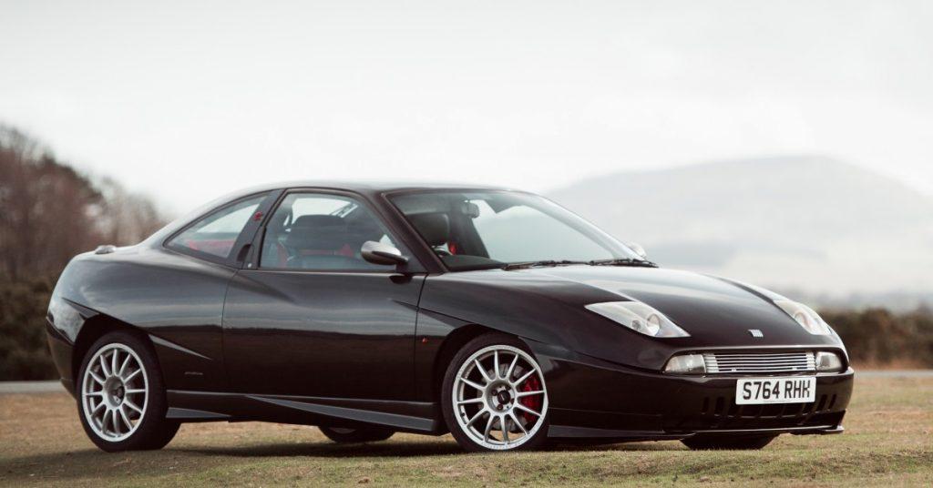 Fiat Coupe 1994 года