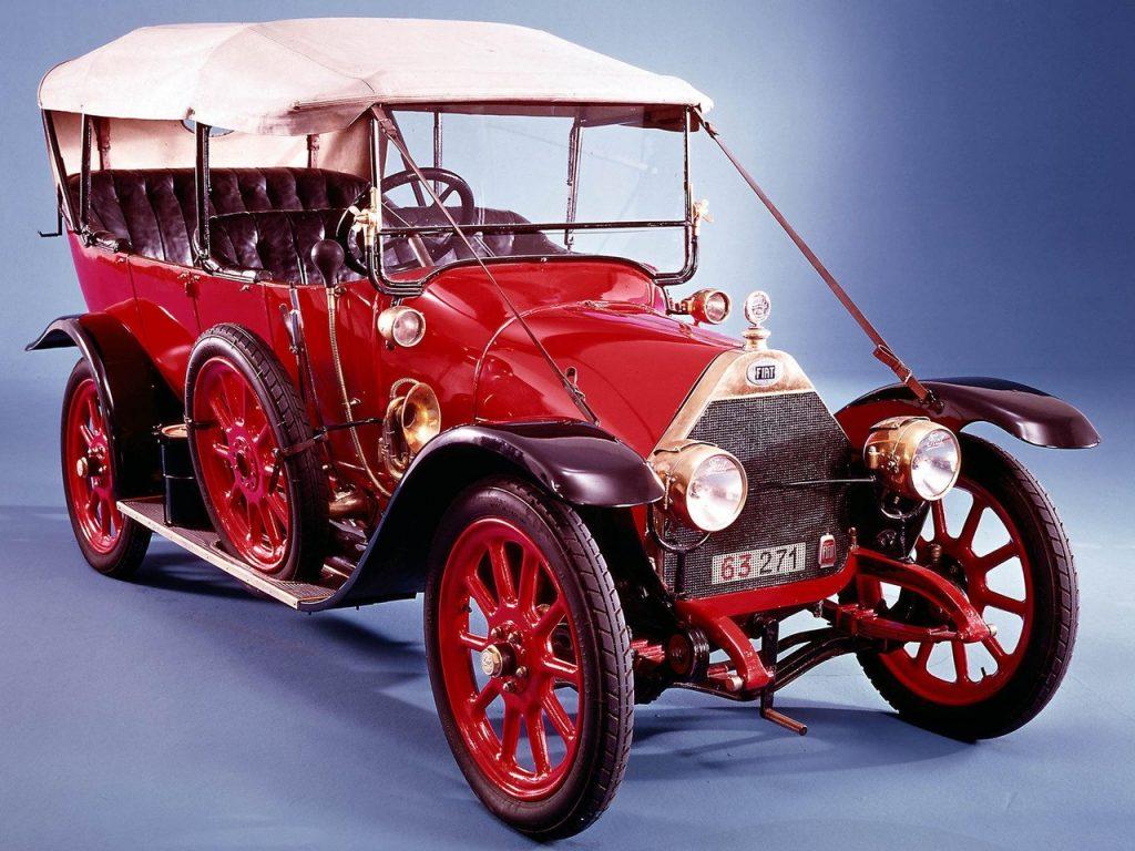 Fiat Zero 1912 года