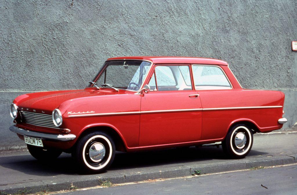 Opel Kadett 1962 года