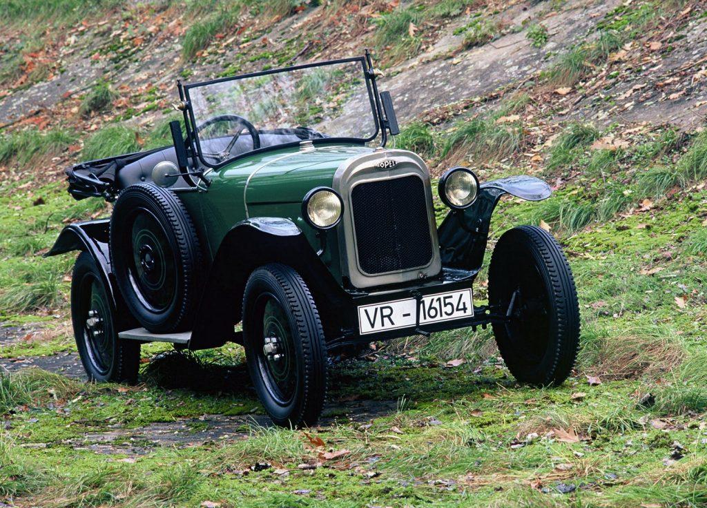 Opel 4-12 PS 1924 года