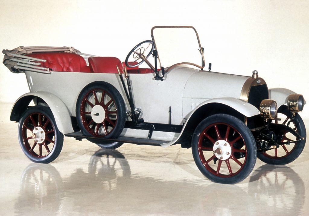 Opel 5-14 PS 1914 года