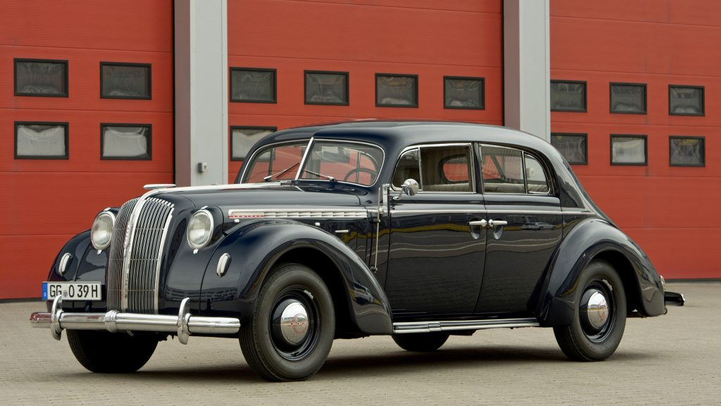 Opel Admiral 1938 года