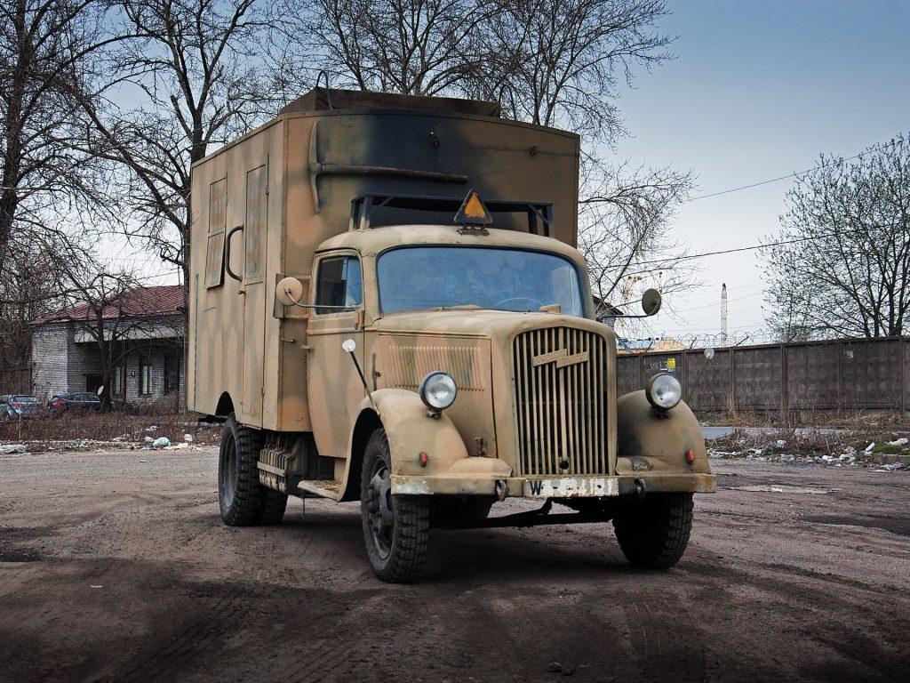 Opel Blitz 1942 года